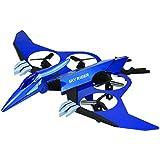 SkyRider DRC397BU Drone-osaur Quadcopter Drone