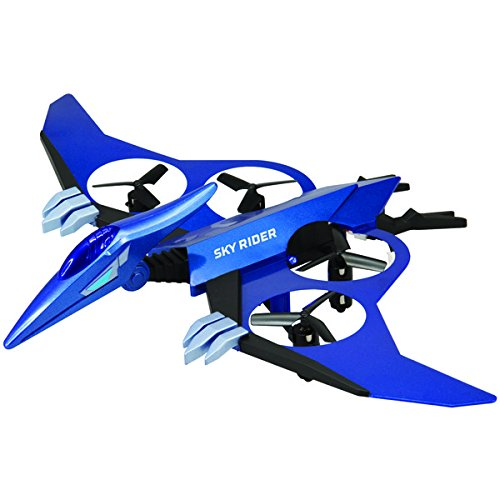 SkyRider DRC397BU Drone-osaur Quadcopter Drone by SKYRIDER