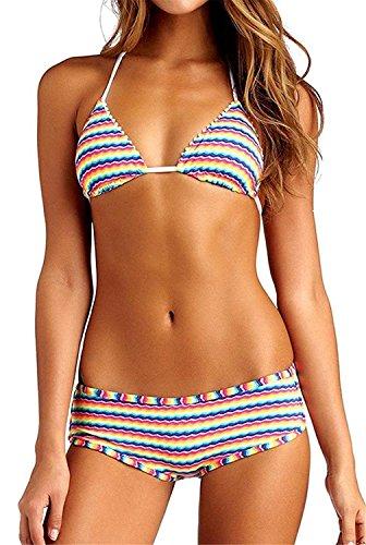 Sllxgli Fashion Vitamin A Alexa Daydream Bikini,Aspicture,Medium