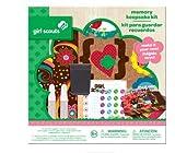 Girl Scouts Memory Keepsake Kit