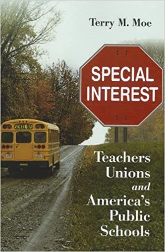 image for Special Interest: Teachers Unions and America's Public Schools by Terry M. Moe (2011-12-01)
