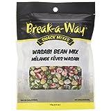Break-A-Way Baw Wasabi Bean Trail Mix, 115g