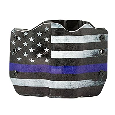 Thin Blue Line Kydex OWB holsters