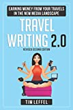Completely revised edition of the ground-breaking travel writing book that provides a road map to success in the digital age. It dives headlong into the entrepreneurial world of blogging and digital books, while still acknowledging the real money to ...
