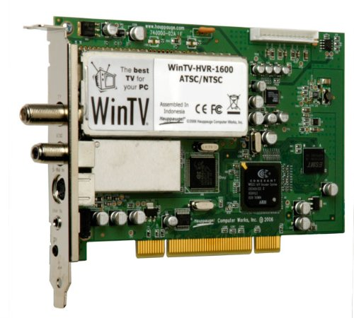 HAUPPAUGE WINTV HVR-1600 TV TUNER WINDOWS 10 DRIVERS
