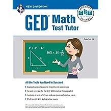 GED® Math Test Tutor, 2nd Edition (GED® Test Preparation)