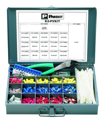 Panduit K2-PVKITY Industrial Maintenance Kit by Panduit