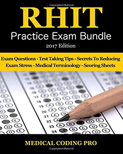 rhit exam secrets study guide rhit test review for the registered rh amazon com rhit study guide 2018 RHIT Study Book
