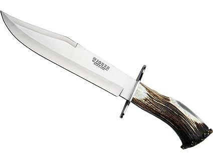 Amazon.com: Joker JKRCN101 Cuchillo de caza, para exterior ...