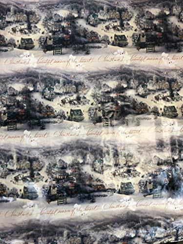 T. Kinkade Gift Wrapping Paper ()