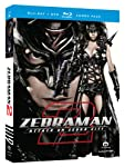 Cover Image for 'Zebraman 2: Attack on Zebra City (Blu-ray/DVD Combo)'