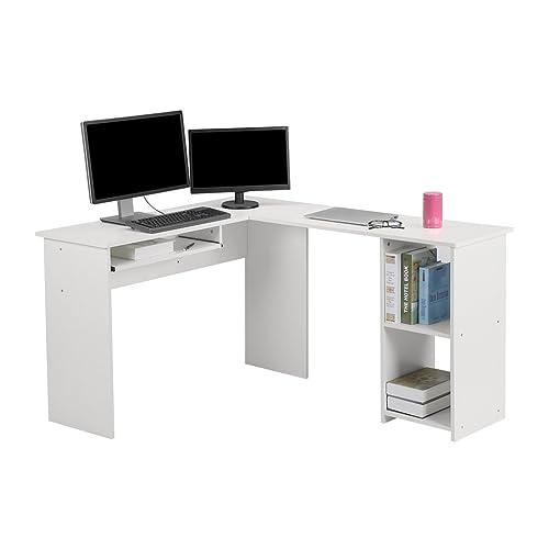 Keyboard Computer Workstation : small l shaped desk ~ Russianpoet.info Haus und Dekorationen