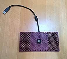 The sat box can output to the tv with the hdmi cable and to the..