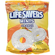 LifeSavers Mints Flavor Bundle: 3 Items; Orange, Wint-O-Green and Pep-O-Mint