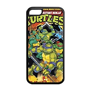 Teenage Mutant Ninja Turtles Iphone 5/5s Silicone Case TMNT iPhone 5/5s Cover