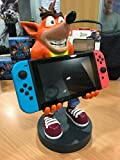 XL Crash Bandicoot Cable Guy - Controller and