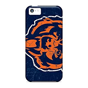 Hot Tpu Cover Case For Iphone/ 5c Case Cover Skin - Chicago Bears