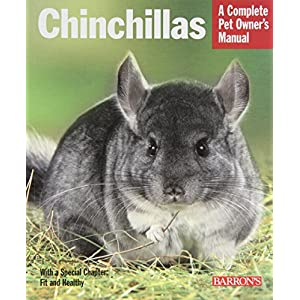 Chinchillas (Complete Pet Owner's Manual) 12