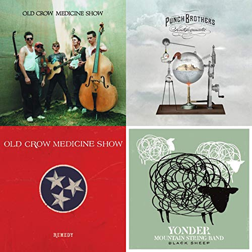 Old Crow Medicine Show And More By Nickel Creek Willie Watson