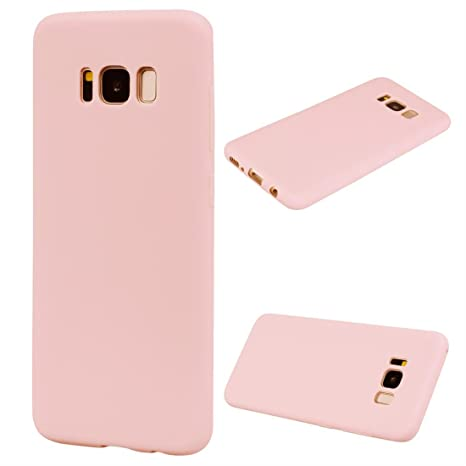 custodia samsung s8 plus rosa