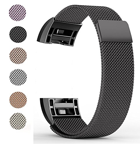 Fitbit Charge BeneStellar Stainless Milanese