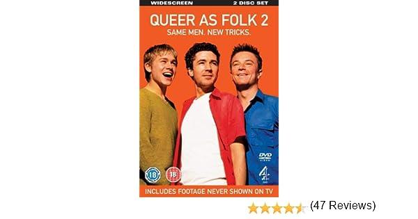 Queer As Folk: Series 2 [DVD] [Reino Unido]: Amazon.es: Queer As ...