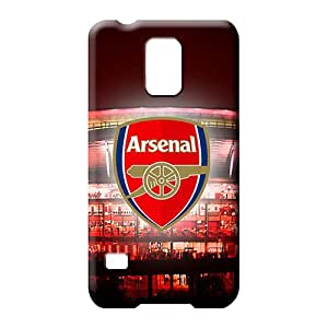 samsung galaxy s5 Slim Scratch-proof High Grade Cases cell phone shells the team england arsenal