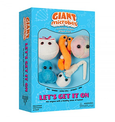 GIANT MICROBES Giantmicrobes Themed Gift Boxes - Let's Get It