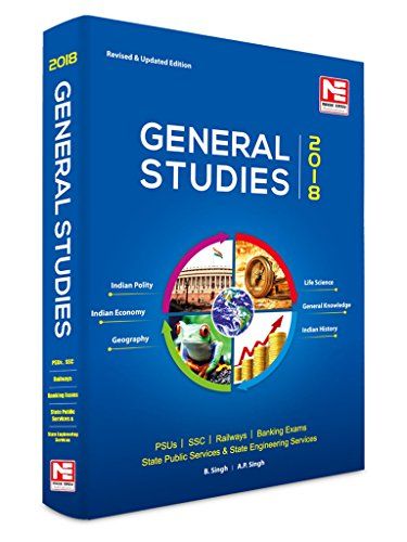 General Studies - 2018 for SSC, Railways, PSUs and Bank PO