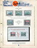 Japan Stamps: Set of 5 Stamps/1 Mini Sheet, 1960, Scenic Series and Japan-U.S Treaty, MNH