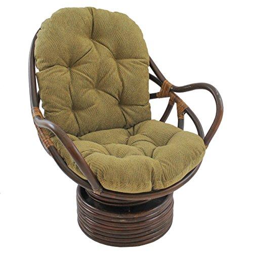 Swivel Rocker Chair Cushion - 4