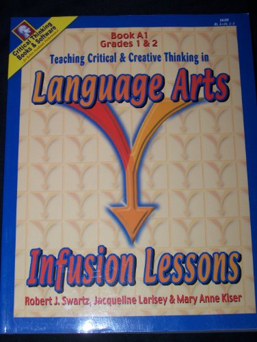 Teaching Critical & Creative Thinking in Language Arts ; Infusion Lessons Grades 1&2