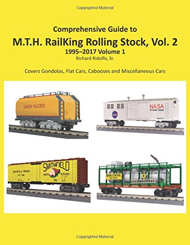 Comprehensive Guide to RailKing Rolling Stock Volume 2 Model Railroad Rolling Stock