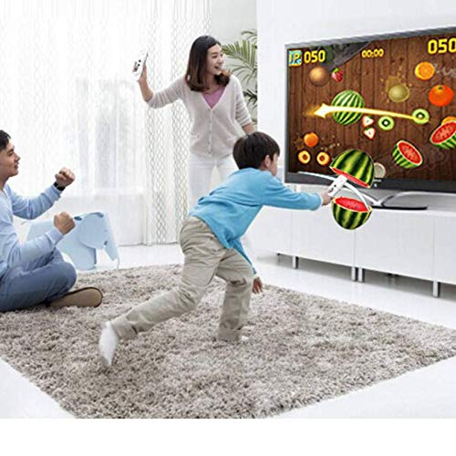 Dance mat 3D Double Yoga Somatosensory Game Machine 32g+8g Running Memory,Wireless Connections Pu Material Cozy Massage Blanket, Unlimited Update Song Game by Dance mat (Image #4)