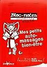 Mes petits auto-massages bien-être par Bodin