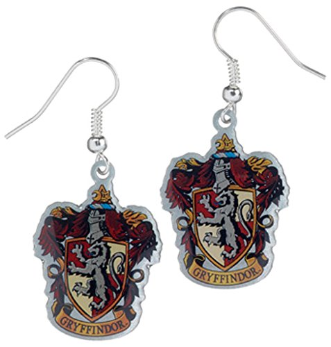 Official Harry Potter Jewellery Gryffindor Earrings