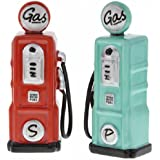 Appletree Design Road Trip Gas Salt and Pepper Set, 4-1/4-Inch
