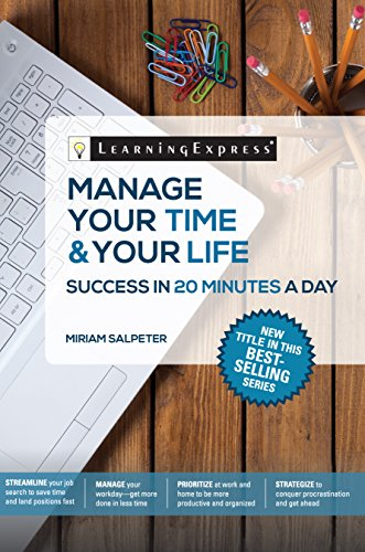 _FREE_ Manage Your Time & Your Life: Success In 20 Minutes A Day (Skill Builders In 20 Minutes). Already forma FRESCURA grupo usted noticias Program Group