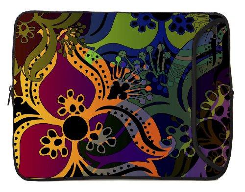 designer-sleeves-17-inch-bohemian-laptop-sleeve-orange-17ds-bc