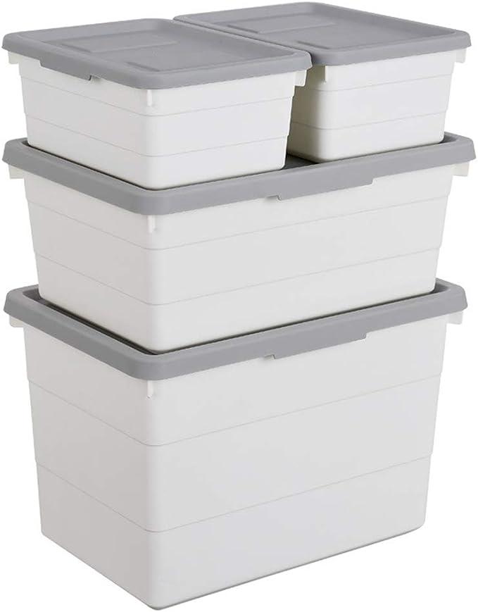 Revistero de malla Caja de almacenamiento del edredón de ropa Caja ...