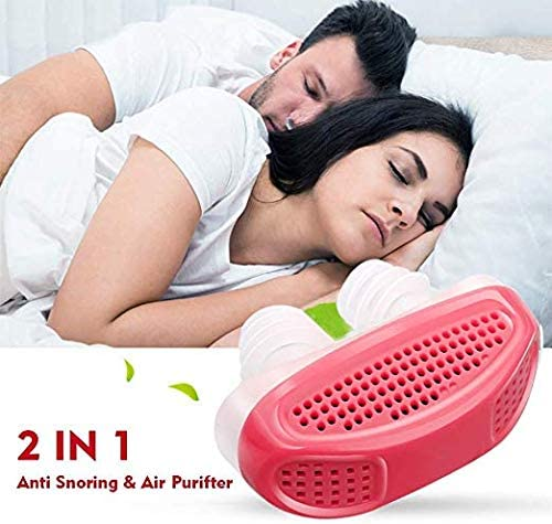 Snoring Purifier Breathing Filters Solution product image