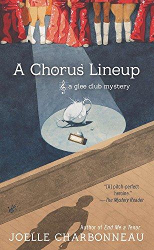 A Chorus Lineup (A Glee Club Mystery)