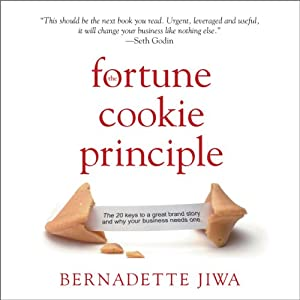The Fortune Cookie Principle Audiobook