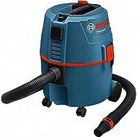 Bosch Professional Aspirateur GAS 20 L SFC (1200 W, Poids : 6 kg, Contenance de la cuve nette : 15 l, pack accessoires)