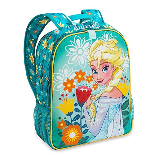 Disney Frozen Anna and Elsa Reversible Backpack