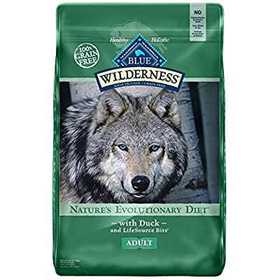 BLUE Wilderness High Protein Grain-Free Adult Dry Dog Food