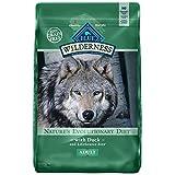 Blue Buffalo Wilderness Grain Free Dry Dog Food - Duck Recipe - 11-Pound Bag