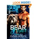 Bear Prince: BBW Shifter Paranormal Romance (Royal Bears Book 1)
