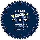 Bosch DCB1072CD 10' 72 Tooth Edge Circular Saw Blade for Composite Decking