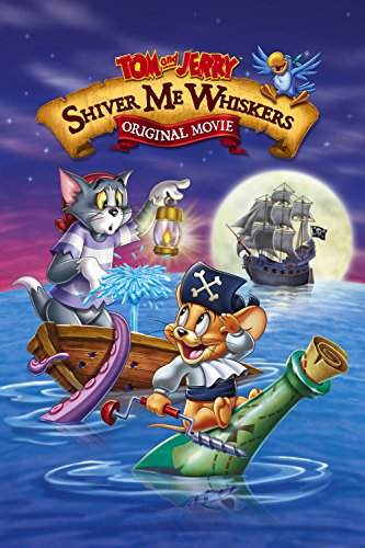 Amazon Com Tom And Jerry Shiver Me Whiskers Kevin